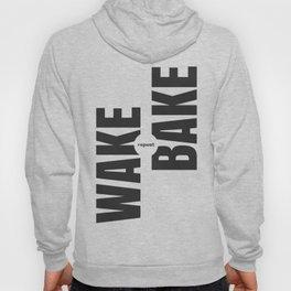 Wake Bake Repeat Hoody