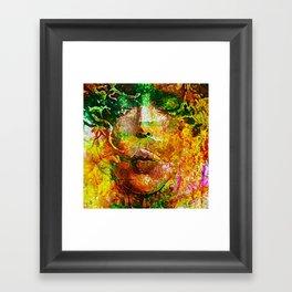 """ Mother Nature "" Framed Art Print"