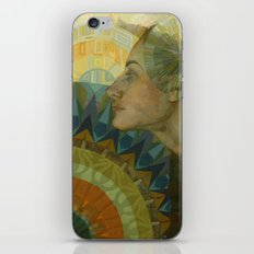 Ghost of Day iPhone & iPod Skin