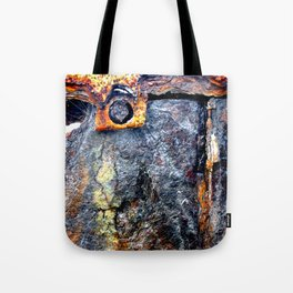 meEtIng wiTh IrOn no24 Tote Bag