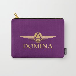 Call me Domina Carry-All Pouch