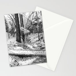 Dry creek. Stationery Cards