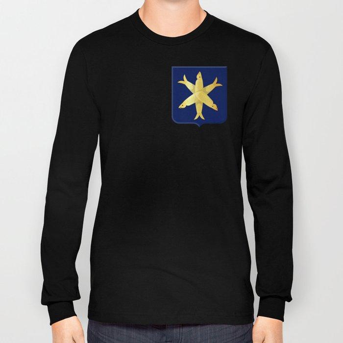 Coat of arms of Zandvoort Long Sleeve T-shirt