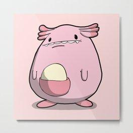 Pokémon - Number 113 Metal Print