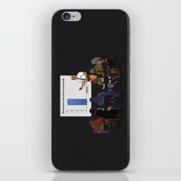 I HAVE THE POWERPOINT! iPhone Skin