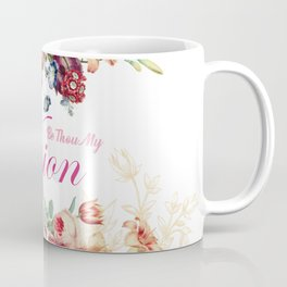 Be Thou My Vision Coffee Mug