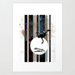 Xplorer Art Print
