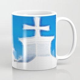 Inside The Glass Coffee Mug