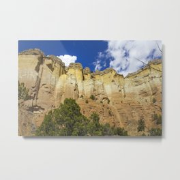 Echo Amphitheater, Rock Climbers Dream Metal Print