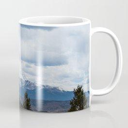 Colorado Springs Mountains Coffee Mug