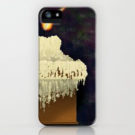 La sentinella / The sentinel iPhone Case