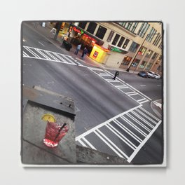 5th & Tryon Metal Print