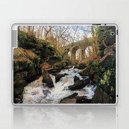 The Fairies Chapel Laptop & iPad Skin