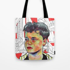 The Train Station Tote Bag