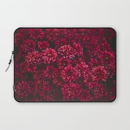 Painting The Flowers Red Laptop Sleeve