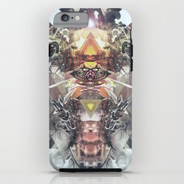 Avenging Angel iPhone Case