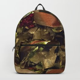 Longwood Gardens Christmas Series 75 Backpack