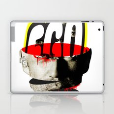 Ego trip · Enjoy yourself (white version) Laptop & iPad Skin