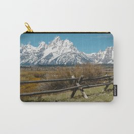 Grand Tetons 2 Carry-All Pouch