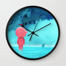 new world Wall Clock