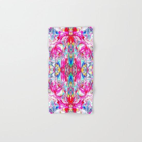 Sophisticated Psychedelic Boho II Hand & Bath Towel