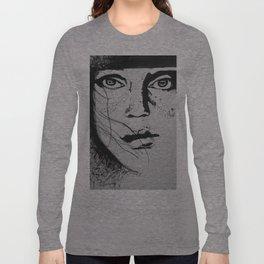 Freckle Face Long Sleeve T-shirt