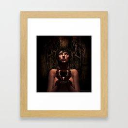 Repentant  Framed Art Print