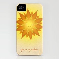 You are my sunshine... Slim Case iPhone (4, 4s)