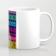 folk cutouts pattern Mug
