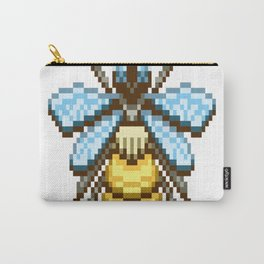 Queen-Bee-(Pixel) Carry-All Pouch