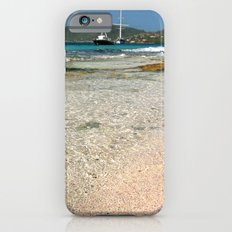 clear day in heaven iPhone 6s Slim Case