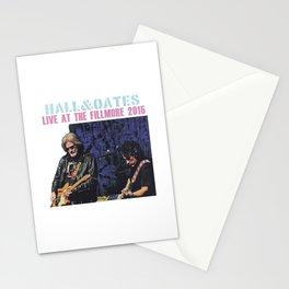 Daryl Hall & John Oates Stationery Cards