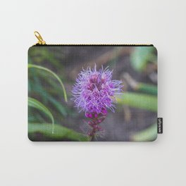 Purple Blazing Star 1 Carry-All Pouch