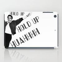 elvis presley iPad Cases featuring Elvis Presley NaeNae by Far-Real