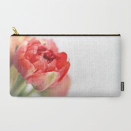 Peony Tulip... Carry-All Pouch