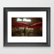 Bar Placidia Framed Art Print