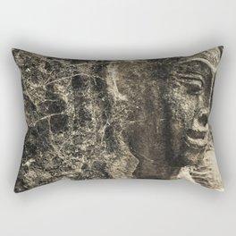 Angkor Thom Rectangular Pillow