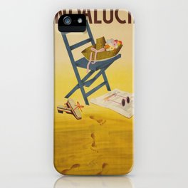 Vintage poster - Andalucia, Spain iPhone Case