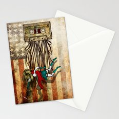 Where love went to die or american woman Stationery Cards