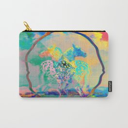 Glitch Horse II Carry-All Pouch