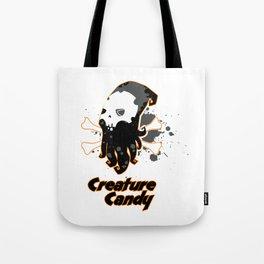 Evil Cephalopod Tote Bag