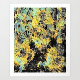 Supei Art Print
