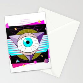 The All-Seer Stationery Cards