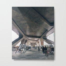 KR / 01 Metal Print