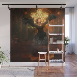 A philosopher's quest Wall Mural