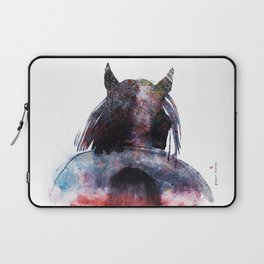 Horse (Mane&tail - ver. 2) Laptop Sleeve