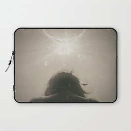 A blinding light Laptop Sleeve