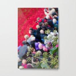 Tower Poppies 05 Metal Print