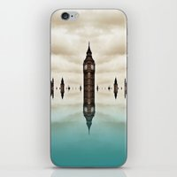 political iPhone & iPod Skins featuring Political Fractions by Shalisa Photography