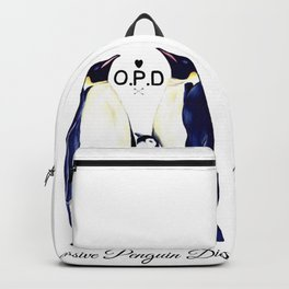 Obsessive Penguin Disorder 2 Backpack
